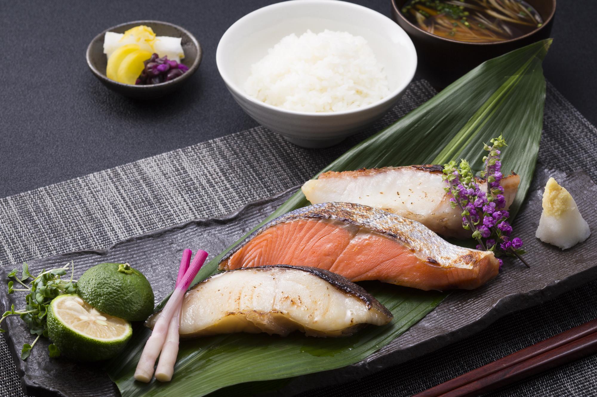 全国発送可能ギフト:素味絶佳 昔ながらの西京漬 きんき・紅鮭・銀だら