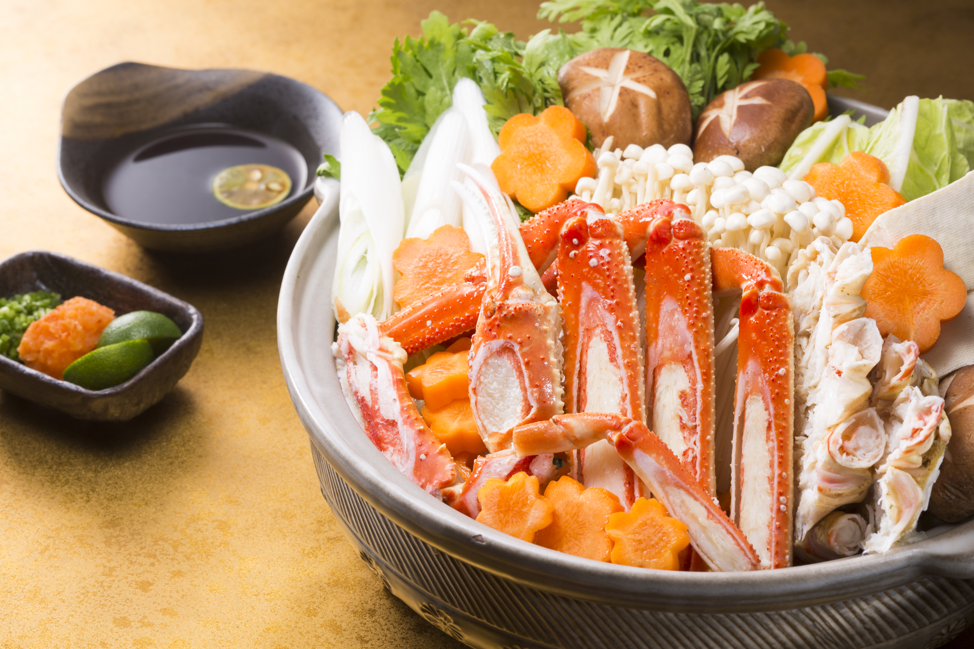 全国発送可能ギフト:幻の蟹 バルダイ種 大ズワイガニ〈鍋用/生冷凍〉